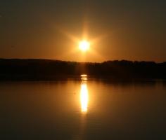 Damit die Sonne wieder aufgeht!
